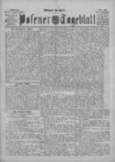 Posener Tageblatt 1895.01.27 Jg.34 Nr45