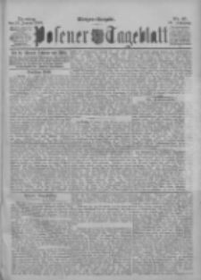 Posener Tageblatt 1895.01.29 Jg.34 Nr47