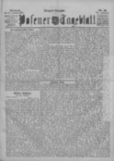 Posener Tageblatt 1895.01.30 Jg.34 Nr49