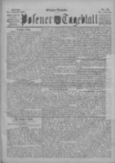Posener Tageblatt 1895.02.01 Jg.34 Nr53