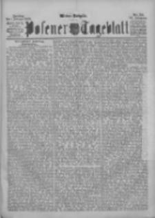Posener Tageblatt 1895.02.01 Jg.34 Nr54
