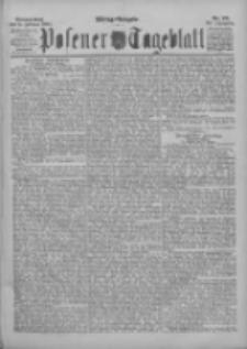 Posener Tageblatt 1895.02.14 Jg.34 Nr76