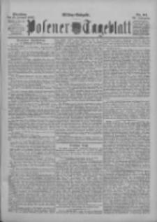 Posener Tageblatt 1895.02.19 Jg.34 Nr84