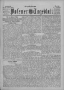 Posener Tageblatt 1895.02.20 Jg.34 Nr85
