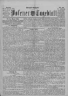 Posener Tageblatt 1895.02.22 Jg.34 Nr89