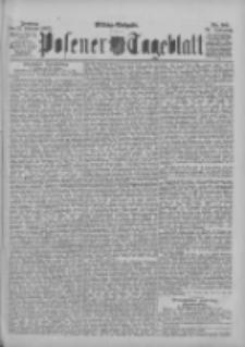 Posener Tageblatt 1895.02.22 Jg.34 Nr90