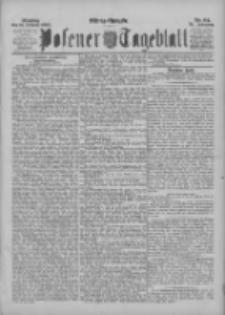 Posener Tageblatt 1895.02.25 Jg.34 Nr94