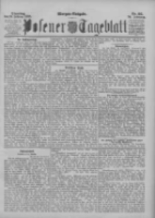 Posener Tageblatt 1895.02.26 Jg.34 Nr95
