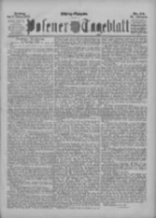 Posener Tageblatt 1895.03.08 Jg.34 Nr114