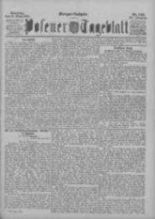 Posener Tageblatt 1895.03.26 Jg.34 Nr143