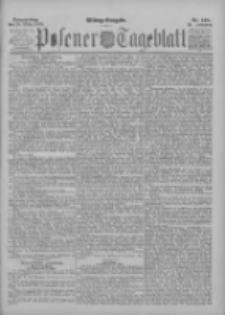 Posener Tageblatt 1895.03.28 Jg.34 Nr148