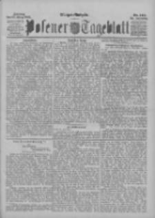 Posener Tageblatt 1895.03.29 Jg.34 Nr149