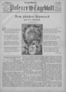 Posener Tageblatt 1895.03.31 Jg.34 Nr153