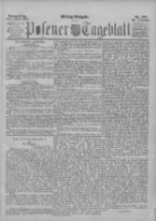 Posener Tageblatt 1895.04.04 Jg.34 Nr160