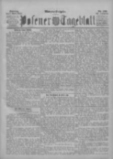Posener Tageblatt 1895.04.07 Jg.34 Nr165