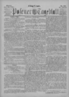 Posener Tageblatt 1895.04.08 Jg.34 Nr166