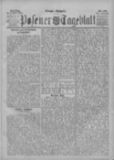 Posener Tageblatt 1895.04.09 Jg.34 Nr167