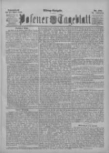 Posener Tageblatt 1895.04.13 Jg.34 Nr174