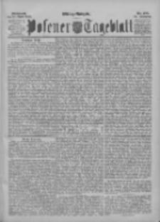 Posener Tageblatt 1895.04.17 Jg.34 Nr178