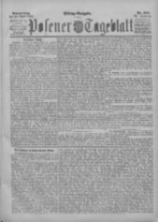 Posener Tageblatt 1895.04.18 Jg.34 Nr180