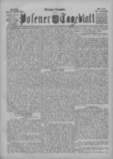 Posener Tageblatt 1895.04.19 Jg.34 Nr181