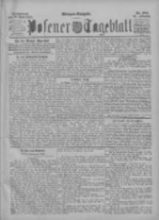 Posener Tageblatt 1895.04.20 Jg.34 Nr183