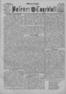 Posener Tageblatt 1895.04.21 Jg.34 Nr185