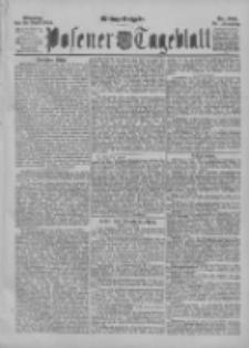 Posener Tageblatt 1895.04.22 Jg.34 Nr186