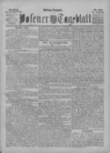Posener Tageblatt 1895.04.23 Jg.34 Nr188