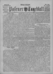 Posener Tageblatt 1895.04.24 Jg.34 Nr189