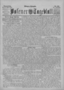 Posener Tageblatt 1895.04.25 Jg.34 Nr191