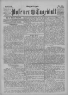 Posener Tageblatt 1895.04.27 Jg.34 Nr195