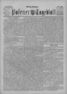 Posener Tageblatt 1895.04.27 Jg.34 Nr196
