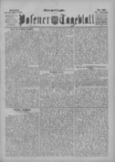 Posener Tageblatt 1895.04.28 Jg.34 Nr197