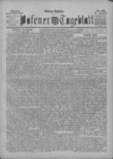 Posener Tageblatt 1895.04.29 Jg.34 Nr198