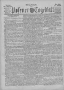 Posener Tageblatt 1895.05.03 Jg.34 Nr206