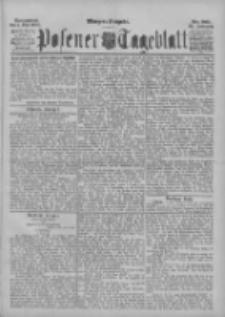 Posener Tageblatt 1895.05.04 Jg.34 Nr207