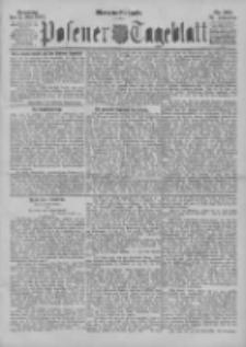 Posener Tageblatt 1895.05.12 Jg.34 Nr221