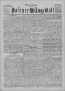 Posener Tageblatt 1895.05.14 Jg.34 Nr223