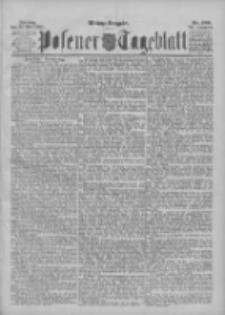Posener Tageblatt 1895.05.24 Jg.34 Nr240