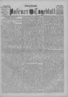 Posener Tageblatt 1895.05.25 Jg.34 Nr242
