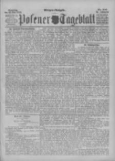 Posener Tageblatt 1895.05.26 Jg.34 Nr243