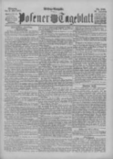 Posener Tageblatt 1895.05.27 Jg.34 Nr244