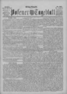 Posener Tageblatt 1895.05.31 Jg.34 Nr252