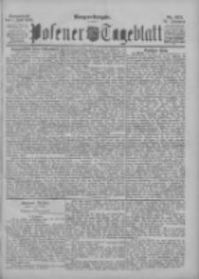 Posener Tageblatt 1895.06.01 Jg.34 Nr253