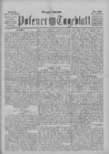 Posener Tageblatt 1895.06.02 Jg.34 Nr255