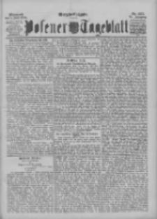 Posener Tageblatt 1895.06.05 Jg.34 Nr257