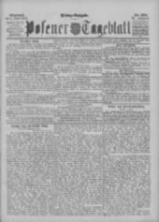 Posener Tageblatt 1895.06.05 Jg.34 Nr258