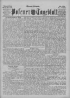 Posener Tageblatt 1895.06.06 Jg.34 Nr259