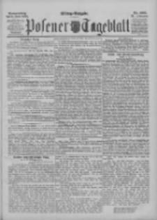 Posener Tageblatt 1895.06.06 Jg.34 Nr260